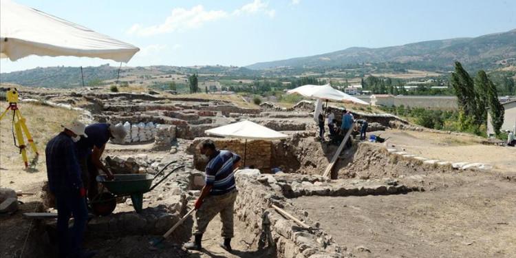 Komana Antik Kenti'nde Kazı Çalışmaları Başladı