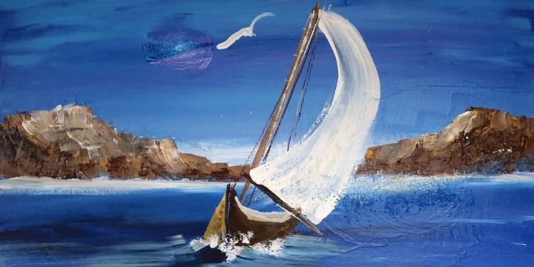 Merhaba Beyaz Gemi, Ben Geldim