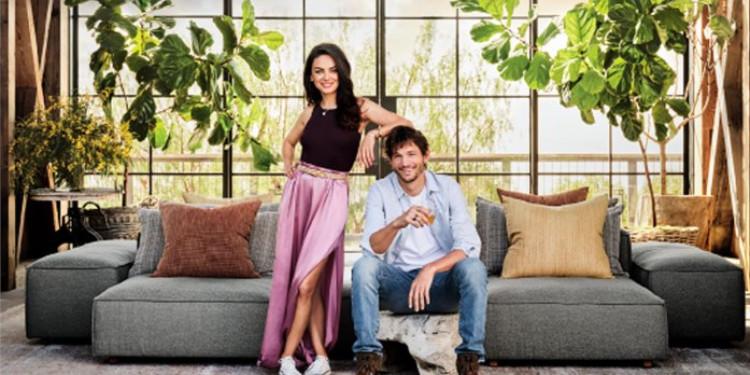 Mila Kunis Ve Ashton Kutcher'in Sürdürülebilir Çiftlik Evi