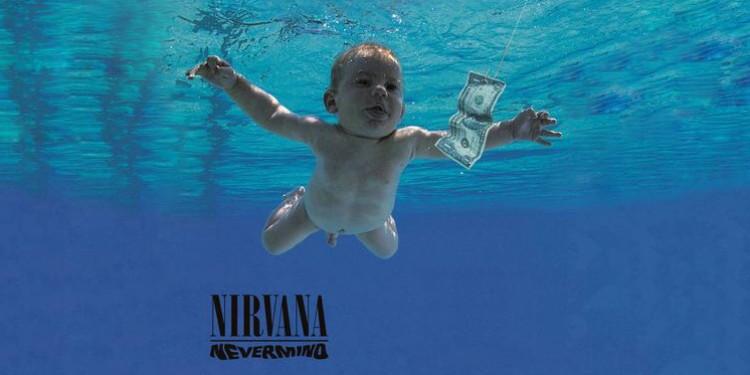 Nevermind'ın Albüm Kapağındaki Kişi, Nirvana'ya Dava Açıyor
