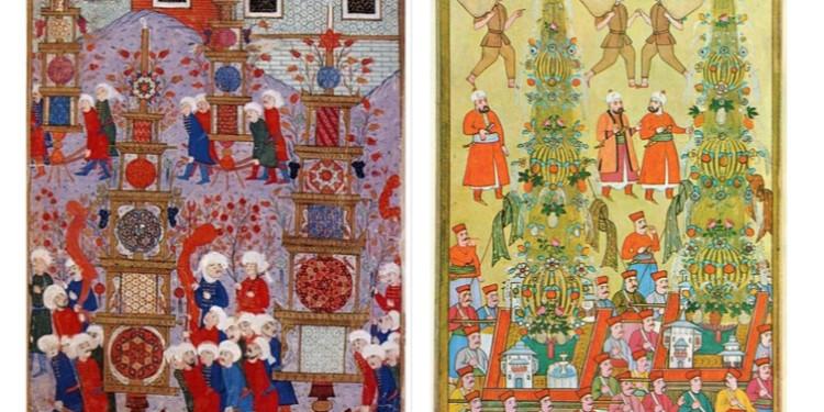 Osmanlı Döneminde Kullanılan Nahıllar