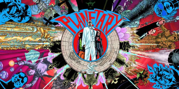 Planetary Serisinin İkinci Cildi Planetary: Dördüncü Adam Raflarda!
