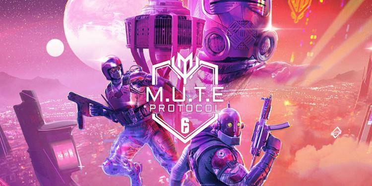 Rainbow Six Siege'nin Yeni Modu: Mute Protocol