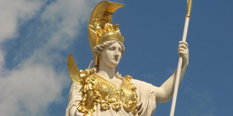 Yunan Mitolojisi'nin Savaşçı Bilgesi: Athena